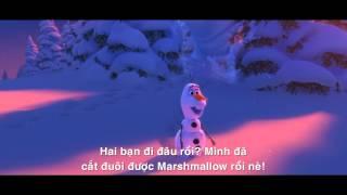 Frozen Nữ Hoàng Băng Giá (3D) Phim Clip Ăn Ý
