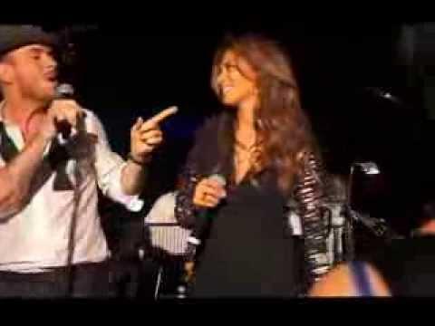 Hình ảnh trong video Matt Goss & Nicole Scherzinger singing Feeling