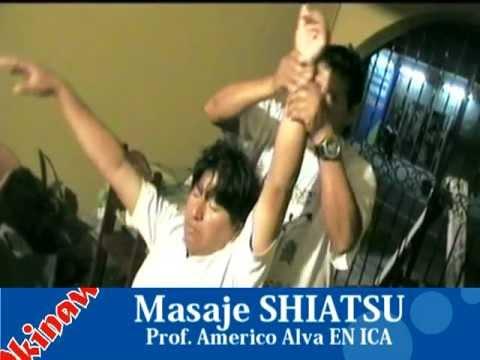 Masaje Shiatsu - Okinawa Ica