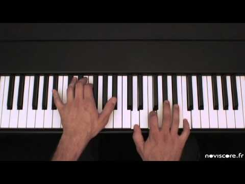 Birdy quot skinny love quot piano solo cover partition skinny love