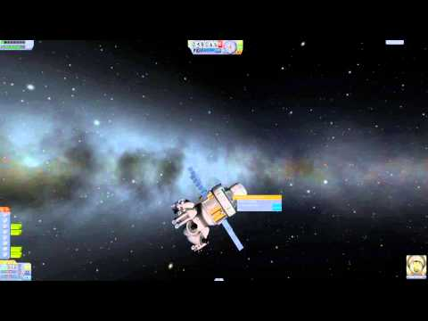 Kerbal Space Program - Asteroid Redirect Mission Playthrough Video