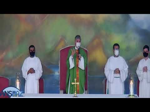 Santa Missa | 18.07.2021 | Domingo | Padre Robson Antônio | ANSPAZ
