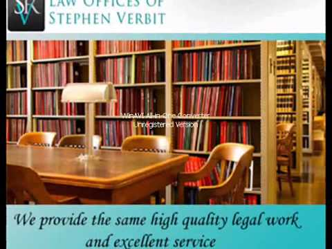 Law Offices of Stephen Verbit | 954-965-8350