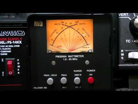 CB Radio Meters,Most Important piece of Equipment you NEED