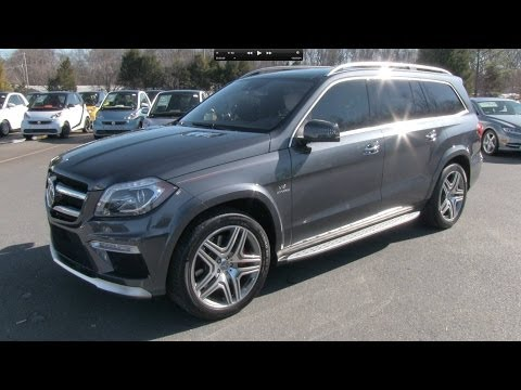 2014 Mercedes-Benz GL63 AMG Start Up, Exhaust, and In Depth Review