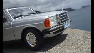 Mercedes Benz 230 E (W123) 1:18
