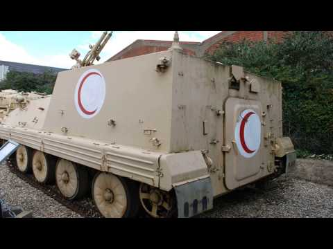 Combined Military Services Museum Maldon Essex