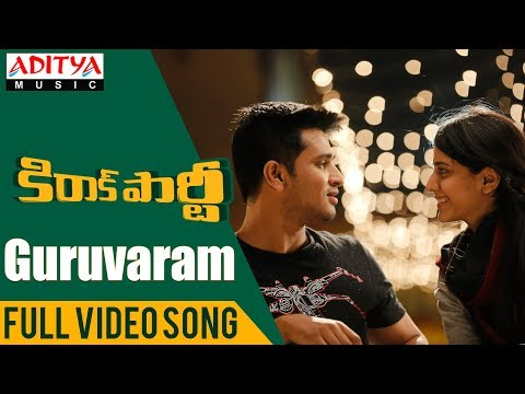 Guruvaram-Full-Video-Song---Kirrak-Party