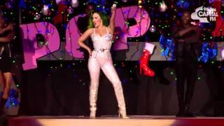 Lady Gaga - Bad Romance (Live at Capital FM Jingle Bell Ball) HD