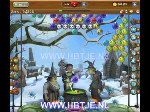 Bubble Witch Saga level 142