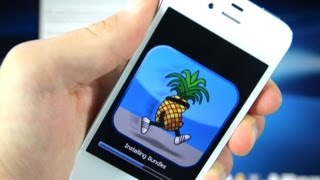 How To Jailbreak iOS 6 iPhone 4/3Gs iPod Touch 4G & Install Cydia - 6.0.1/6.0 Redsn0w 0.9.15b3 view on youtube.com tube online.