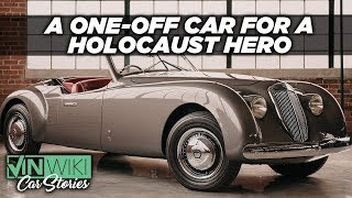 We found a one-off Lancia built for a Holocaust Hero