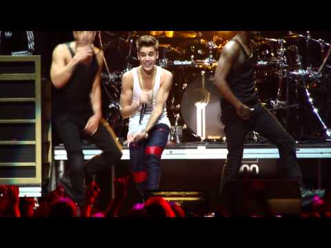 Justin Bieber - Boyfriend - Z100 Jingle Ball 2012 HD