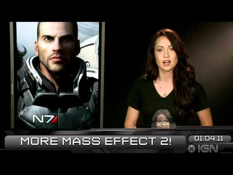 New Mass Effect 2 DLC &amp; Nintendo 3DS Dangers? - IGN Daily Fix, 1.04