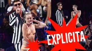 ¡Rihanna, 1D Reaccionan A Miley Cyrus En Los VMAs 2013