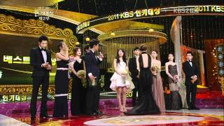 2011 KBS Drama Awards-Best Couple-(s)