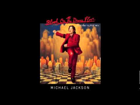 Michael jackson - Blood on the dancefloor [Full album]