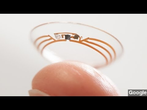 Novartis Joins Google To Make Smart Contact Lens