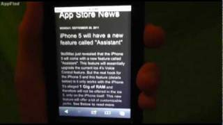 "IPhone 5 New Feature "" Assistant "" Uses Voice Commands"