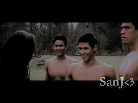 Jacob Black || & The Wolf Pack
