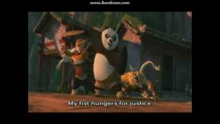 Kung Fu Panda 2- First Battle