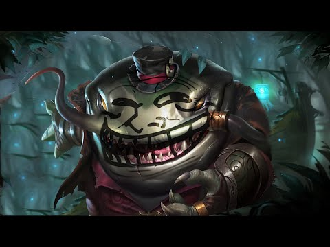 League of Legends: Teamkiller Tahm Kench