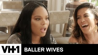 Miko Throws Stacey A Surprise Baby Shower 'Sneak Peek' | Baller Wives