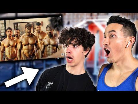 Mon frère choqué par les pires vidéos Indiennes ! (avec moi)