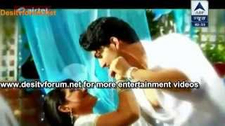 SBS 15th May 2013 Yash & Aarti Ka Last Romance Scene