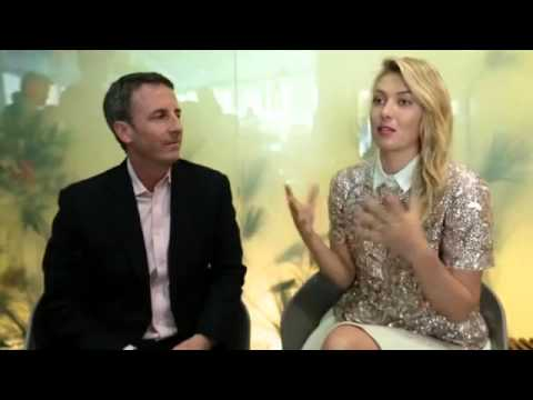 Maria Sharapova candy line Sugarpova Teams up with Pinkberry 2014