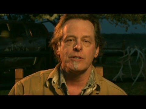 "Ted Nugent: History will show that ""I'm right"""