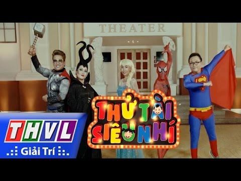 THVL   Thử tài siêu nhí - Tập 8: Vòng Tài năng tỏa sáng - Trailer