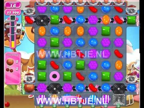 Candy Crush Saga level 536