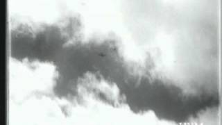 WW2 Raf North American P-51 Mustang Fighter Footage