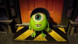 Pixar: Monsters University Latest Movie Trailer (HD