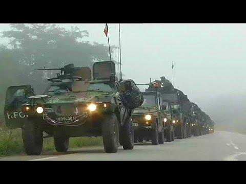 image vidéo الجيش الفرنسي يحظى باستقبال الأبطال