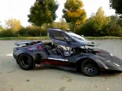 Classic Kitcars Sebring Kit Car Sterling Nova Kitcar Inc