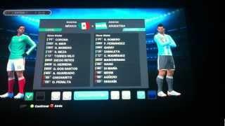 Pes 2013 Option File Completo + Liga Mx