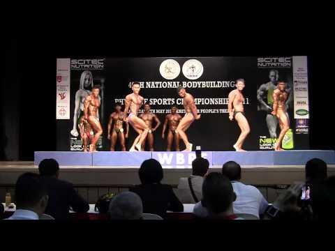 National Juniors 2011 - Below 70kg (Comparison)