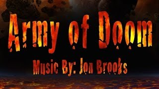 ARMY OF DOOM Battle Music Epic Symphonic Orchestra