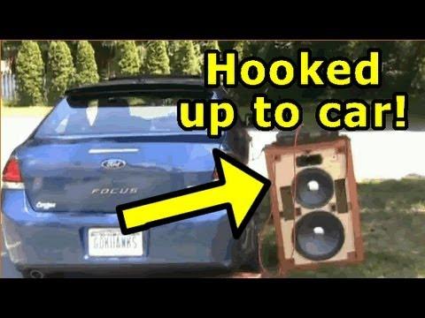 Funny Car Crash Prank