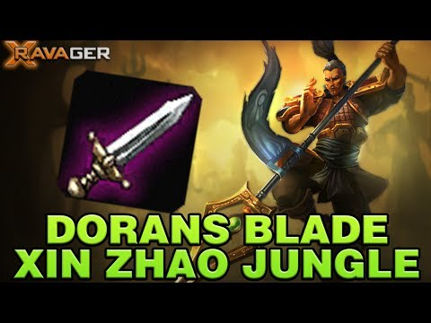 League of Legends Xin Zhao Champion Spotlight