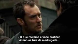 Sherlock Holmes TRAILER OFFICIAL LEGENDADO (HD)