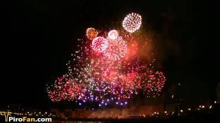 Pirotecnia Xaraiva 49 Concurso Internacional De Fuegos