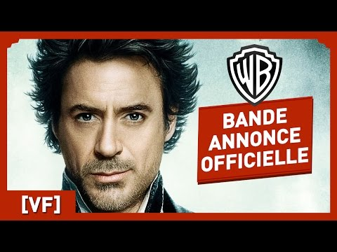 SHERLOCK HOLMES - Bande-Annonce VF!
