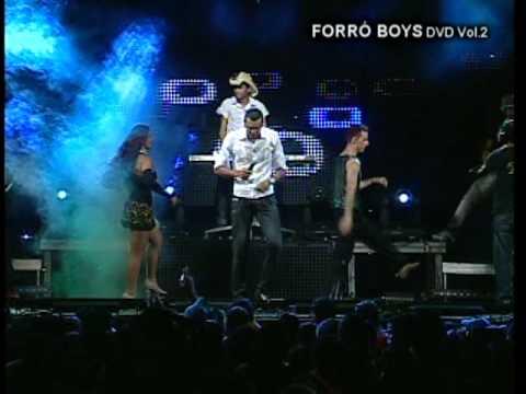 Forró Boys  DVD Vol. 02- Quero Um Novo Coração