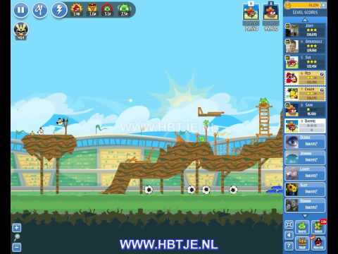 Angry Birds Friends Tournament Level 4 Week 108 (tournament 4) no power-ups