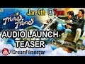 Gopala Gopala Movie Audio Launch Teaser || Pawan Kalyan || Venkatesh | Shriya Saran