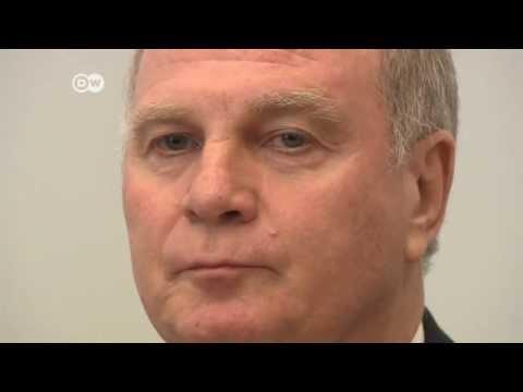 Uli Hoeneß dimite y va a la cárcel | Journal