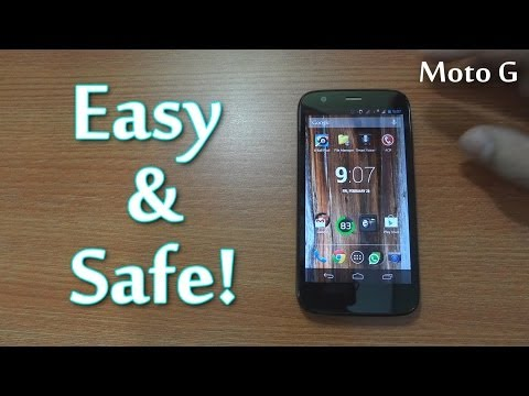 Moto G: How to Unlock Bootloader (Before you Root)